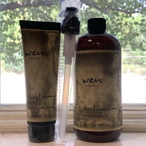 💁🏻♀️NEVER USED💁🏻♀️ Wen Hair Products